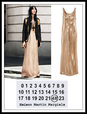 MAISON MARTIN MARGIELA H & M GOLD LINING DRESS - SIZE US 2 - NWT