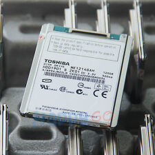 "NUEVO 1.8"" 120GB Toshiba MK1214GAH ZIF DISCO DURO For Dell D430 D420 XT Laptop"