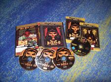 Diablo 2 y diablo 2 expansión set PC alemán versiones completas con códigos