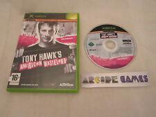 TONY HAWK'S AMERICAN WASTELAND XBOX (envoi suivi, vendeur pro)