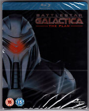 BATTLESTAR GALACTICA THE PLAN BLU-RAY STEELBOOK NEU & OVP SEALED SOLD OUT