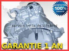 Boite de vitesses Citroen C4 2.0 16v 20DL48 1 an de garantie