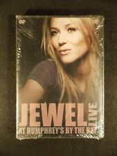 Jewel - Live at Humphreys by the Bay (DVD, 2004) BRAND NEW!