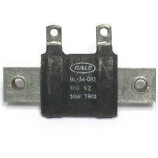 12 Ohm 30W 5% Power Resistor Parallel 2 for 6 Ω 60 Watt Perfect for 14V Vehicles