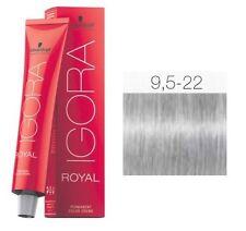 Schwarzkopf Igora Royal Hair Colour 60ml 9,5-22 (UK STOCK, UK INSTRUCTIONS)