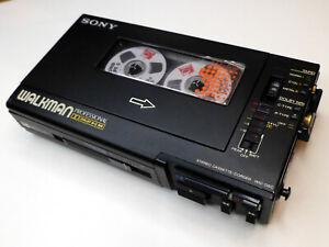 Sony WM-D6C Professional Walkman Recorder, komplett überholt, Dolby B-C -läuft!