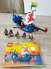 LEGO CASTLE 6057 - Sea Serpent - 100 % Complete. With Instructions.