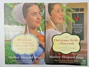 Lot of 2 Amish Books by Shelley Shepard Gray
