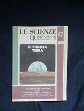 Le Scienze: quaderni (La Terra) - 5 fascicoli