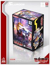 New Transformers Toy MFT MF-23N Slurdge mini G1 Sludge Action Figure  In stock