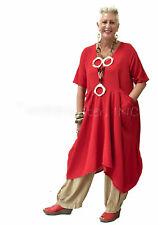 WATERSISTER Cotton Gauze  ADELE  Dress Tunic Pockets 1(M/L) 2(XL/1X) 2017 COLORS