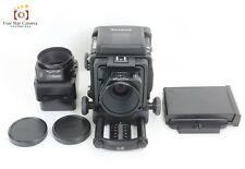 Excellent!! Fujifilm GX680IIIS + 2 Lenses + 2 Film Back Holders from Japan