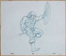 He-Man - original production Cel / drawing - from RARE MOTU Commercial - HE-MAN