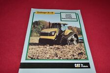 Caterpillar 35 45 Challenger Tractor Dealers Brochure YABE14