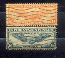 USA 2  Nice Old Stamps
