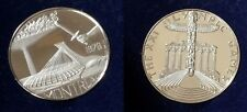 medaglia argento 800 OLIMPIADI MONTREAL 1976 The XXI Olympic Games