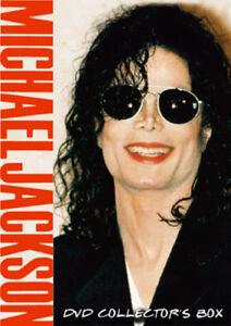 Michael Jackson: Collector's Box Set DVD (2011) Michael Jackson cert E 2 discs