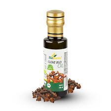 Certified Organic Clove Bud Infused Oil 100ml Biopurus