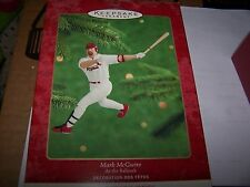 Mark McGwire Hallmark ornament