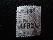ROYAUME-UNI-timbre yvert et tellier service n°2A obl (A27)stamp united kingdom(A
