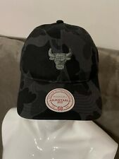 Mitchell & Ness NBA Chicago Bulls Basketball Cap