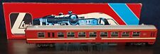 Handarbeitsmodell SNCB 1. Klasse Gepäckabteil NMBS pakwagen M4 rot * basis Lima