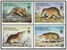 Timbres Animaux Dominicaine 1145/8 ** année 1994 lot 24742