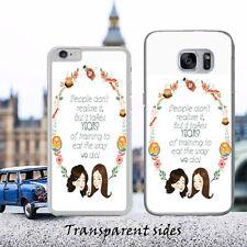 Cotización Gilmore Chicas Funda de teléfono de la serie de TV se ajusta iPhone, Samsung, Huawei