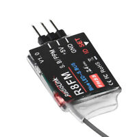 1pc R8FM  2.4Ghz 8CH RC Receiver Accessory for T8FB RC4GS Transmitter TGRI