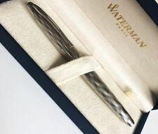 Waterman Carene Essential Silver -  Nib M Gold 18K