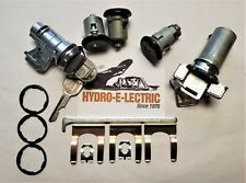 NEW 1974-1977 Chevrolet Monte Carlo Complete OE Style Lock Set with GM keys