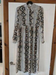 Topshop Maternity mid length Dress size 10