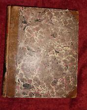 1800-1849 Französische Antiquarische Bücher aus Europa für Reiseführer & Reiseberichte