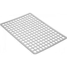 Addis Plastic Sink Mat, Metallic Prevents Kitchen Sink Scratches 9712MET 510630
