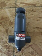 "HAYWARD Pressure Regulator,1/2"" 5 to 75 psi, PR10050T"