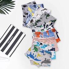 3/6PCS Boy underwear cotton cartoon children pantie shorts kids accessories