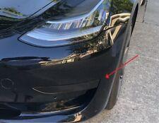 PreCut Vinyl Tint Smoke Overlays for 2017 2018 2019 Tesla Model 3 Fog lights