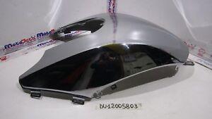 Cover serbatoio cromato Fuel tank cover Ducati Diavel 11 14 DIFETTI FINITURA