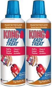 KONG Stuff'N Easy Treat Paste Peanut Butter Flavor 2-Pack
