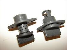 Lenzstopfen Ablass Schraube Spundloch HA323 mit Schraubverschluss anthrazit  neu