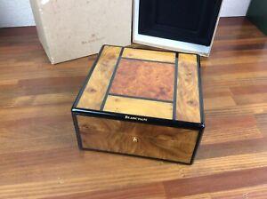 Blancpain Wooden Watch Box + Free Shipping
