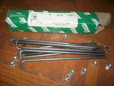AU-VE-C0 CHRYSLER 1/4 IN  20 X 7 IN BATTERY HOLD DOWN BOLTS & NUTS