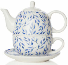 Bone China Floral Teapots