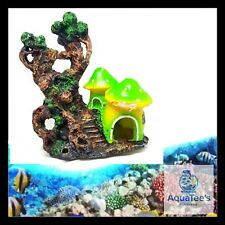 ARMADA AQUARIUM FISH TANK TREE DECORATION 18CM ORNAMENT POND AQUA MARINE WATER