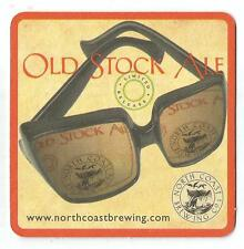 16 North Coast Old Stock Ale Beer Coasters