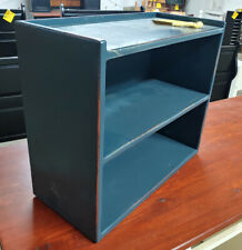 Counter Bookcase, Hand crafted in USA, solid pine