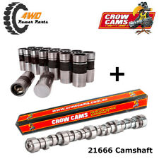 """Crow Cams Ford V8 302 351 Cleveland 204/214 @.050"""" LPG Camshaft & Lifters 21666"""
