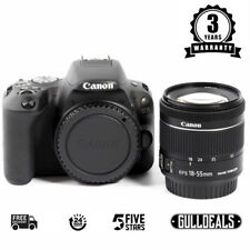 NEW Canon EOS 200D Digital SLR Camera Kit + EF-S 18-55mm IS STM Lens UK DISPATCH
