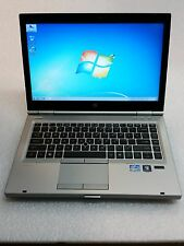 HP ELITEBOOK 8460P CORE i5 2520M  2.5 LAPTOP 320GB 4GB WIN 7 NOTEBOOK WEBCAM