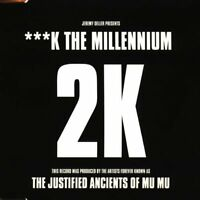 2 K ***k the millennium (1997) [Maxi-CD]